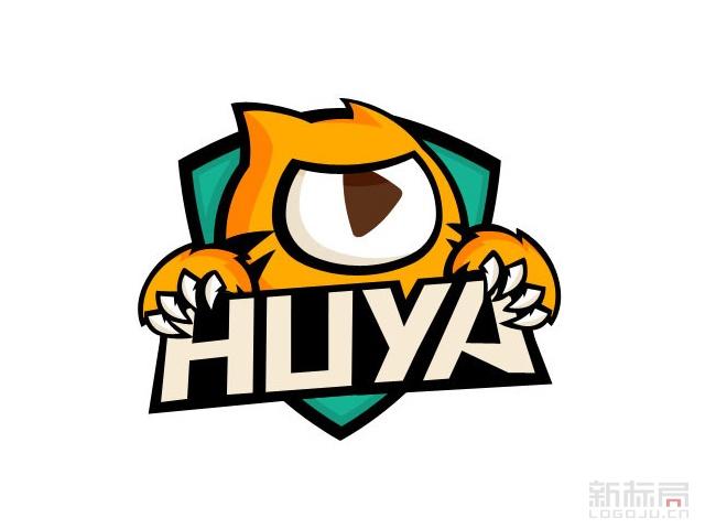 虎牙电子竞技俱乐部标志logo