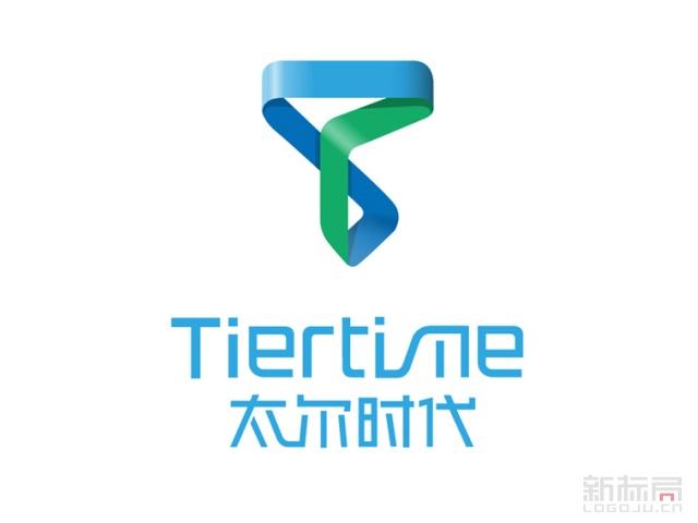 太尔时代3D打印技术品牌公司标志logo