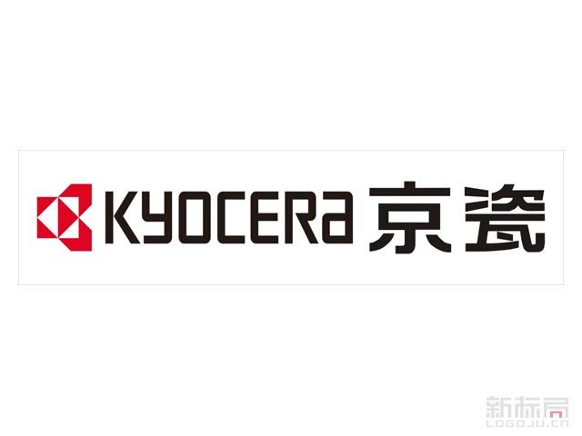 日本KYOCERA京瓷打印设备品牌标志logo