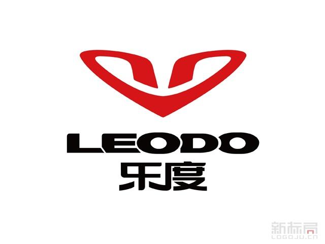 乐度leodo标志logo