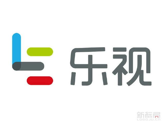 乐视网视频手机电视品牌标志logo