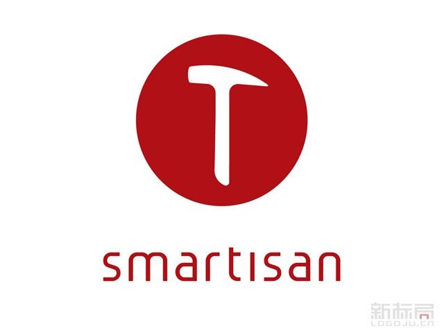 锤子科技智能手机品牌标志logo