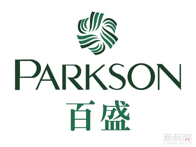 百盛百货PARKSON标志logo