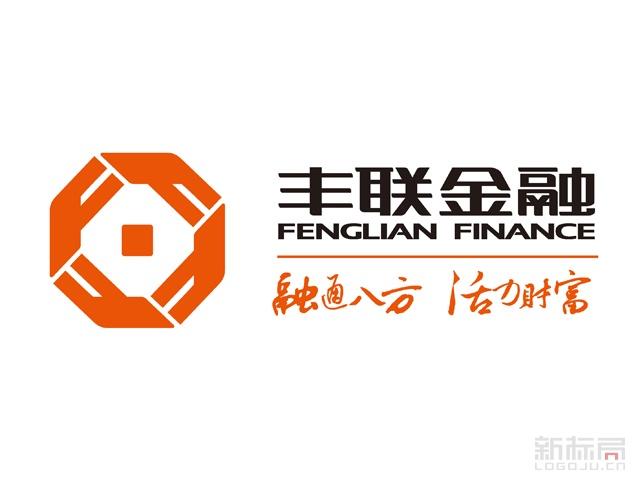 丰联金融标志logo