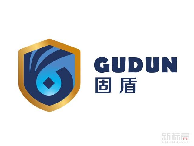 固盾防火门品牌标志logo