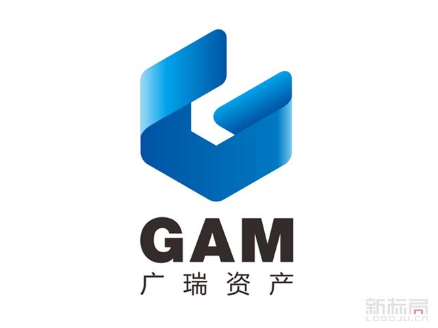 北京广瑞资产管理标志logo