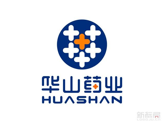 南通华山药业标志logo