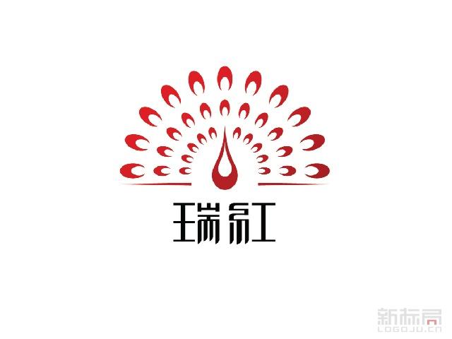 瑞红珠宝品牌标志logo