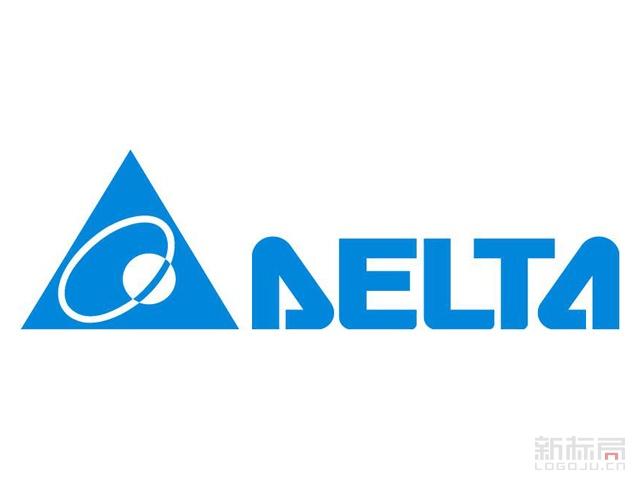 台达电子自动化标志logo
