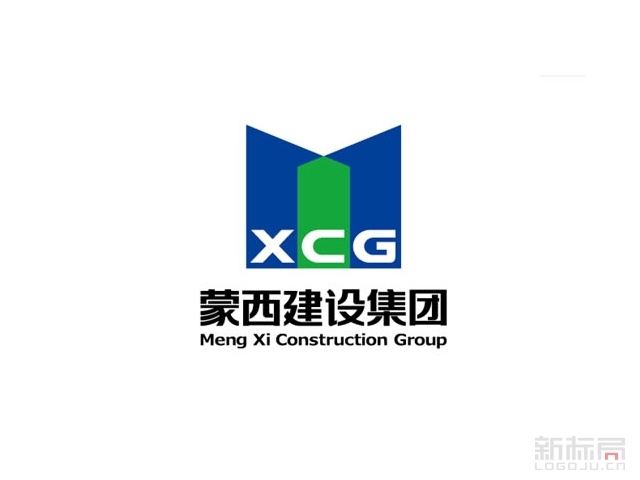 内蒙古蒙西建设投资集团有限公司标志logo