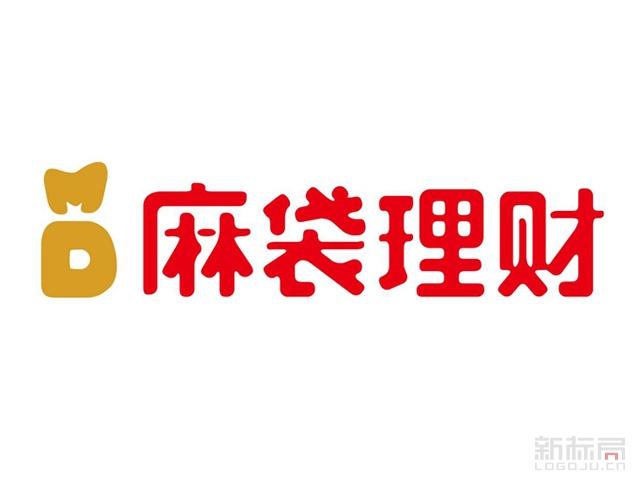 中信产业基金旗下互联网金融平台-麻袋理财标志logo