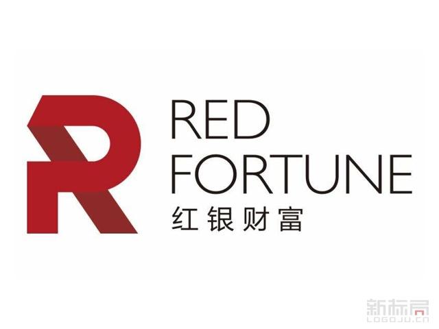 红银财富投资标志logo