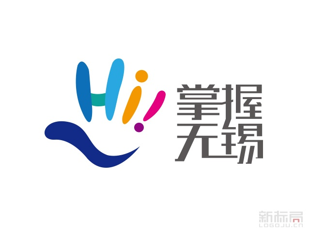 掌握无锡生活服务app标志logo