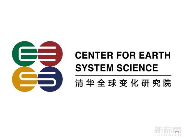 清华大学全球变化研究所标志logo