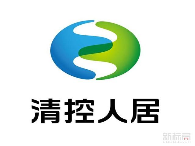 清华控股旗下全资企业集团-清控人居集团标志logo