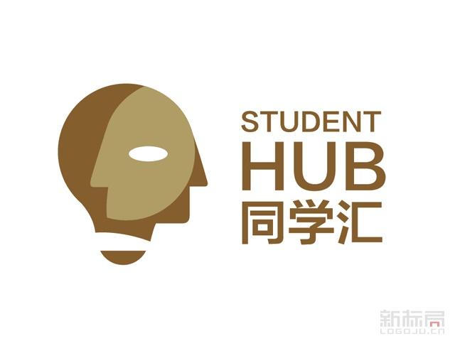 同学汇俱乐部标志logo