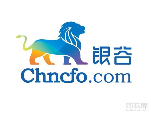 银谷金融chncfo.com互联网理财专家标志logo
