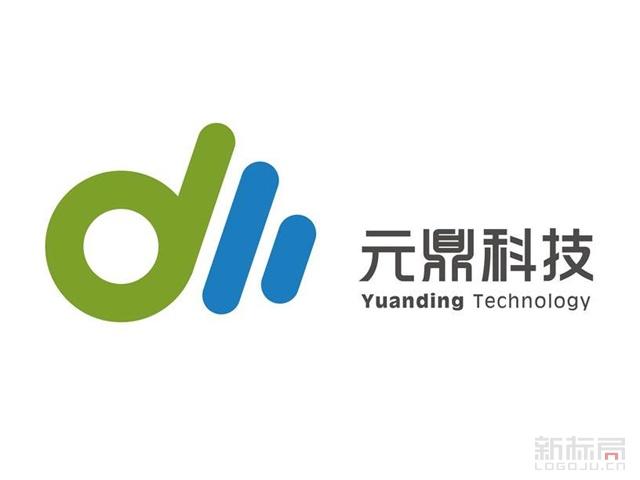 元鼎科技中国领先的IT综合服务商标志logo