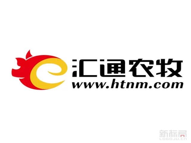 汇通农牧标志logo
