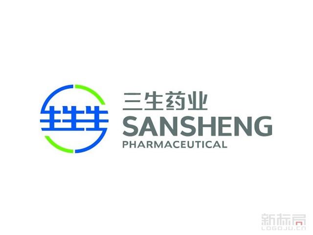 宁波三生药业标志logo