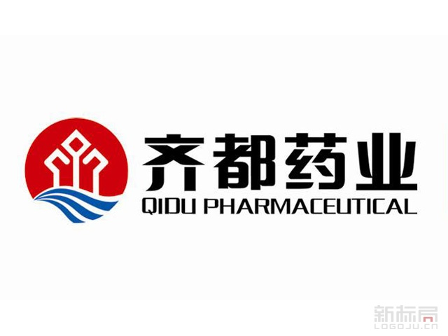 齐都药业标志logo