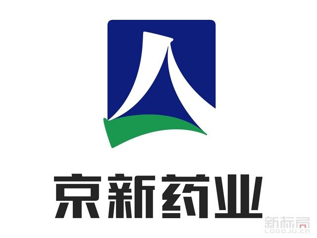 浙江京新药业标志logo