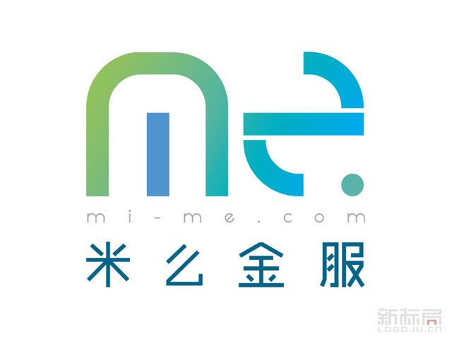 米么金服 么么贷互联网金融平台标志logo