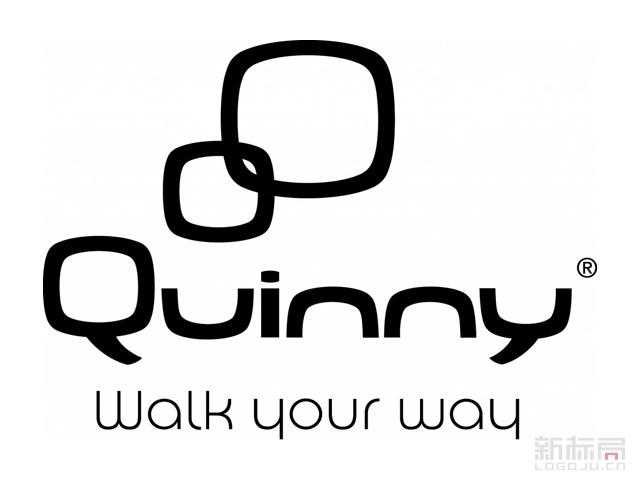 欧洲酷尼Quinny婴儿车品牌标志logo