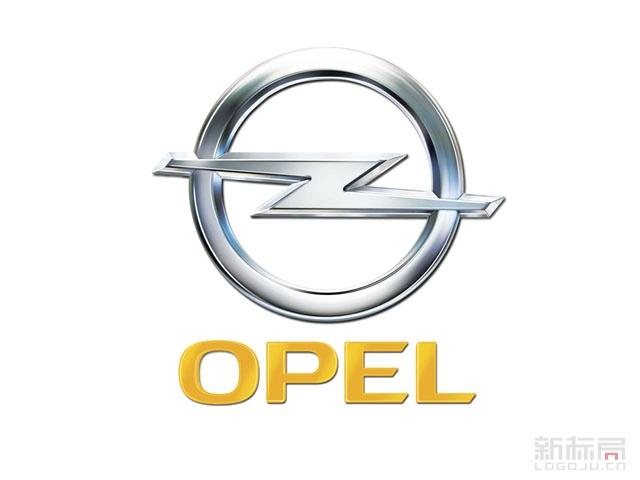 OPEL欧宝汽车品牌标志logo