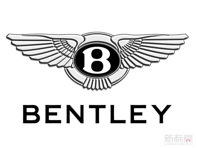 BENTLEY宾利豪华汽车品牌标志logo