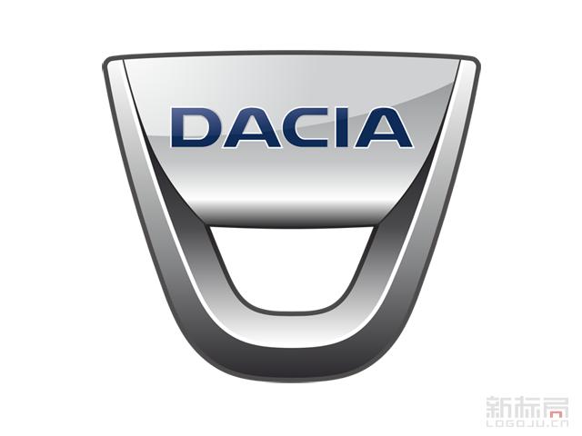 Dacia达西亚汽车品牌标志logo