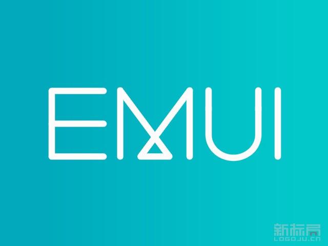 EMUI华为手机系统标志logo