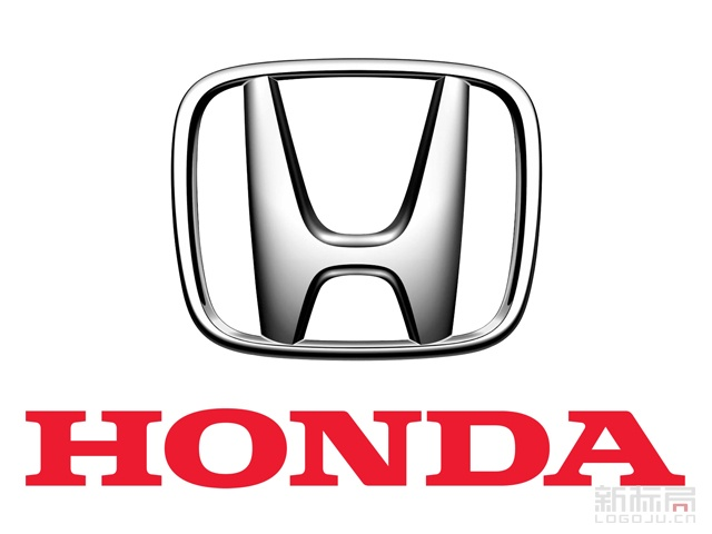 honda本田汽车品牌标志logo