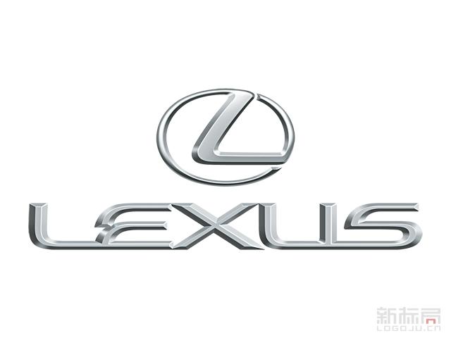 LEXUS雷克萨斯汽车品牌标志logo