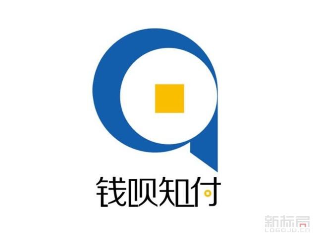 钱呗知付标志logo