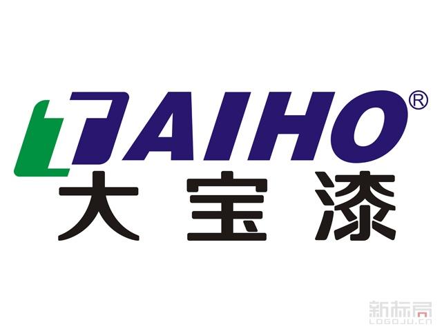大宝漆油漆品牌标志logo