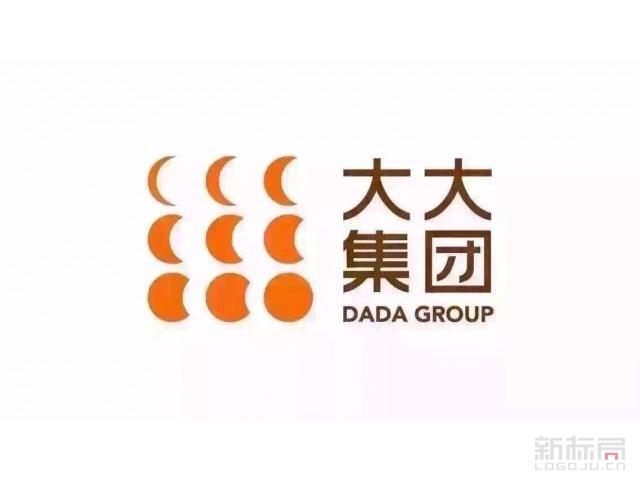 大大集团标志logo