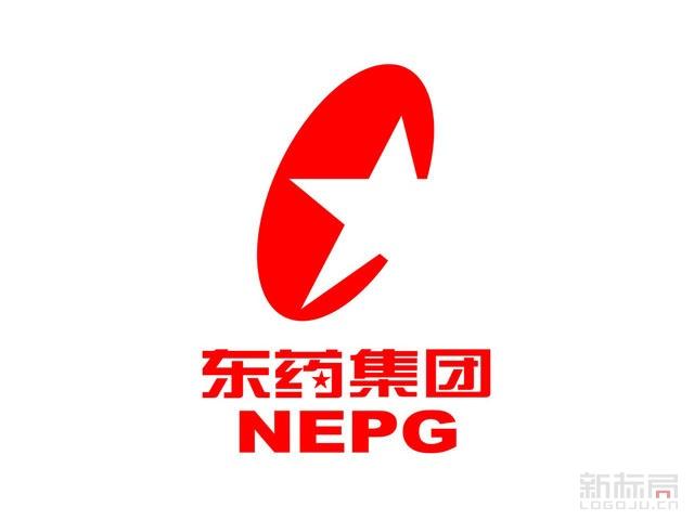 东药集团标志logo
