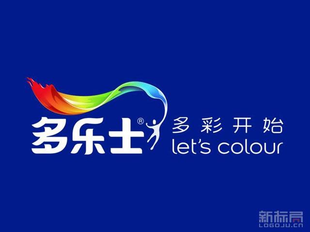 DULUX多乐士油漆品牌标志logo