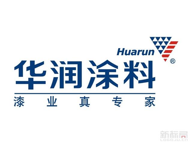 华润涂料油漆品牌标志logo