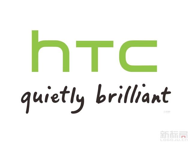 htc智能手机品牌标志logo