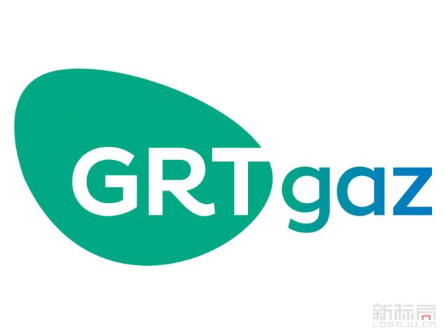 法国燃气网络管理公司GRTgaz标志logo