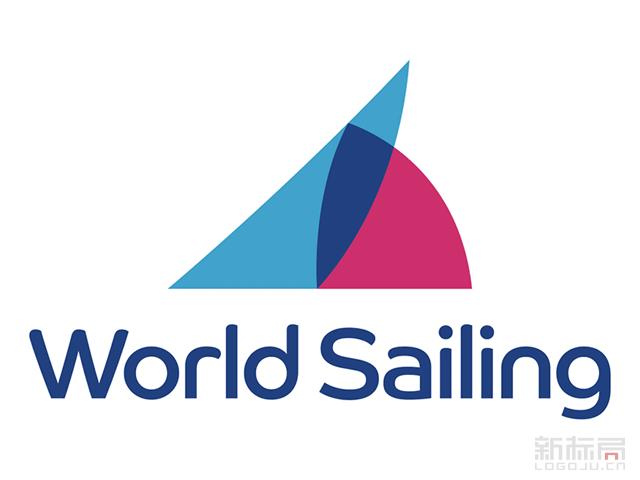 世界帆船运动World Sailing协会标志logo