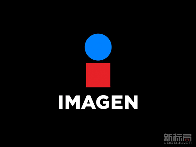 墨西哥媒体集团Imagen标志logo