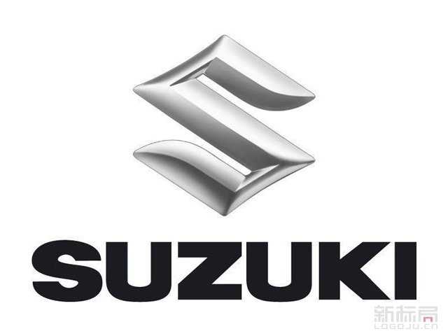 SUZUKI铃木汽车品牌标志logo