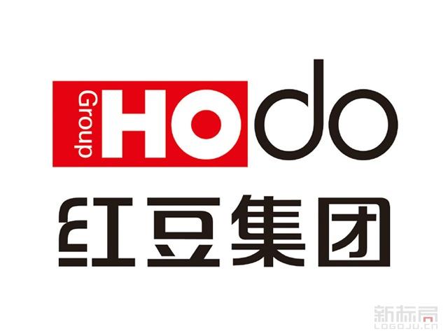 HODO红豆集团标志logo