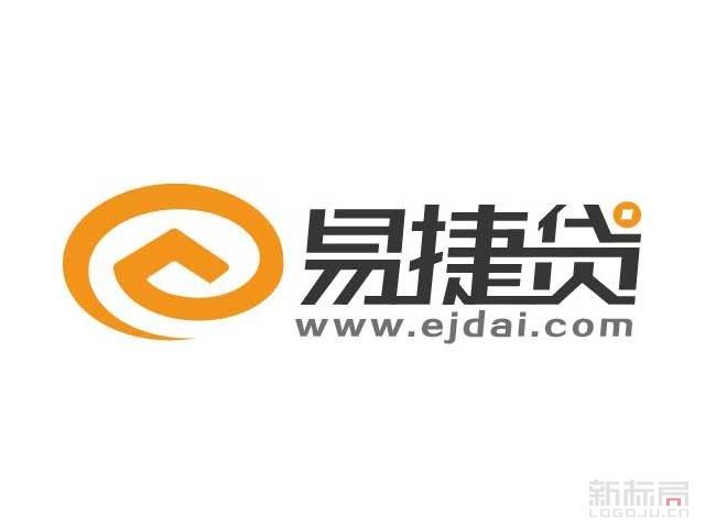 易捷贷金融信息服务平台标志logo