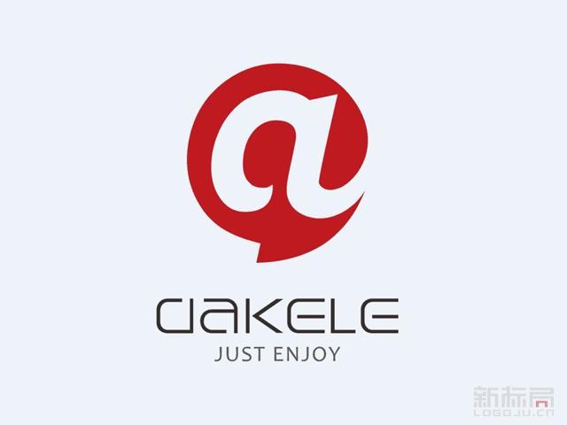大可乐dakele手机品牌标志logo