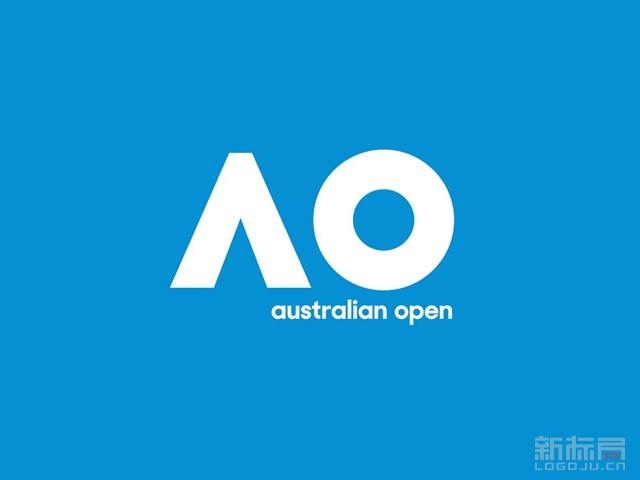 澳大利亚网球公开赛Australian Open启用全新标志logo