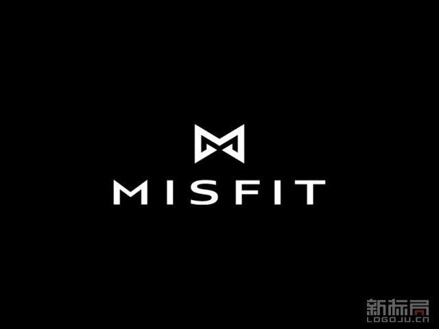 misfit运动手表手环品牌标志logo